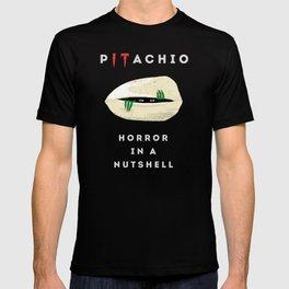 Pitachio - Horror in a Nutshell T-shirt