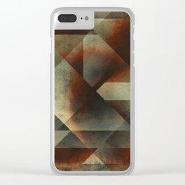 Cuts XVLLL Clear iPhone Case