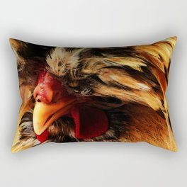 poulet Rectangular Pillow
