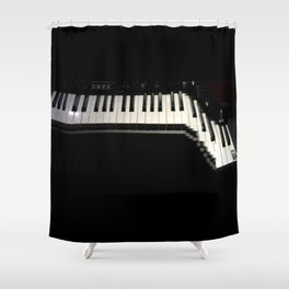 Keys Shower Curtain