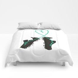Futbol Love Comforters