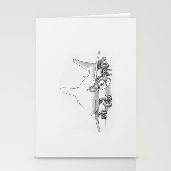Pilot Fish Stationery Cards