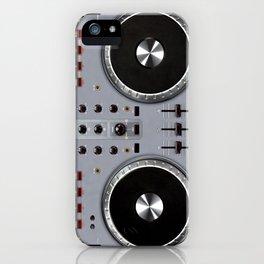 Dj Set iPhone Case