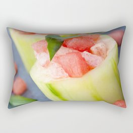 Appetizer Rectangular Pillow