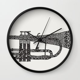 Chrump it. Wall Clock