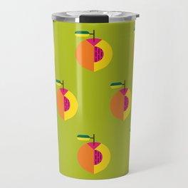 Fruit: Peach Travel Mug