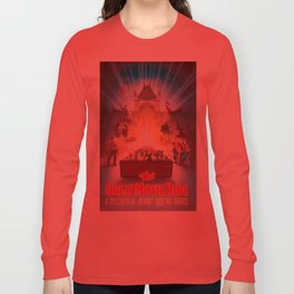 The Great Movie Ride Original Poster Long Sleeve T-shirt