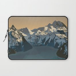Garibaldi Park Poster Laptop Sleeve