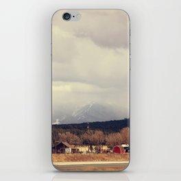 Flagstaff iPhone Skin