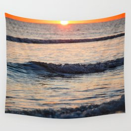 Color of the Waves Wall Tapestry
