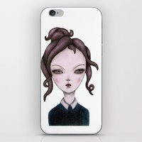 captain iPhone & iPod Skins featuring captain  by lily