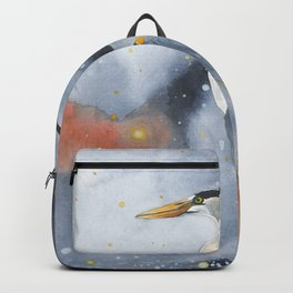 Wading in the Wonderland Backpack