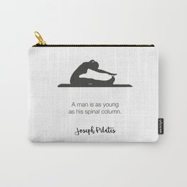 Pilates Gift Carry-All Pouch