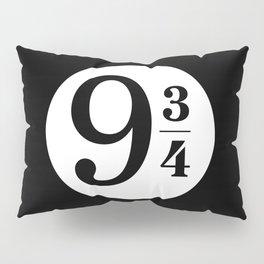 Platform 9 3/4 Print Pillow Sham