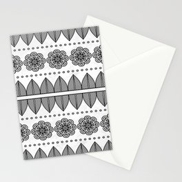 Indian Designs 212 Stationery Cards
