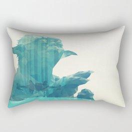 Luminous Beings (Yoda) Alternate Rectangular Pillow