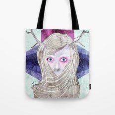 Hair Mask Tote Bag