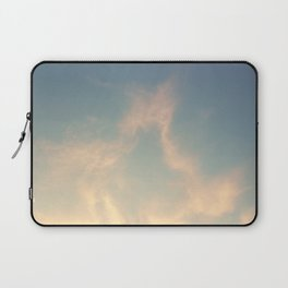 Wandering in the clouds Laptop Sleeve
