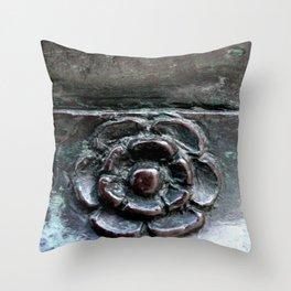Materia 9 Throw Pillow