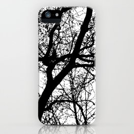 Branches 2 iPhone Case
