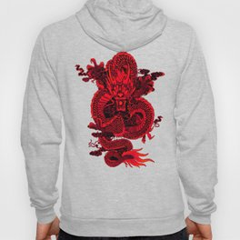 Epic Dragon Red Hoody