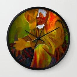 The Veteran Wall Clock