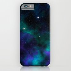 Blue Green Galaxy Slim Case iPhone 6s