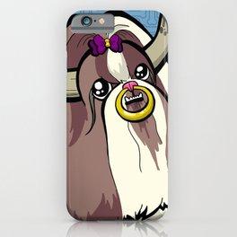 Bull Shiht iPhone Case