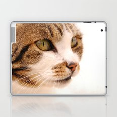Best cat in town Laptop & iPad Skin