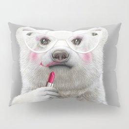 PAULA LIPSTICK Pillow Sham