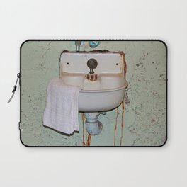 Alcatraz Sink Laptop Sleeve