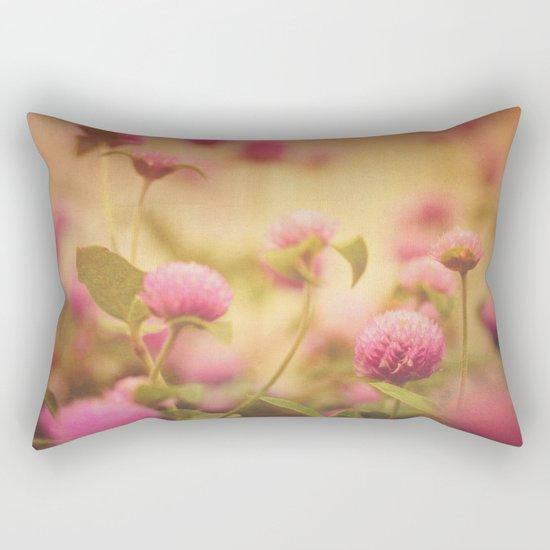 Love Blush Rectangular Pillow