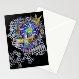 Breathe and Be Stationery Cards