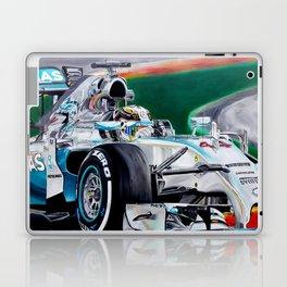 "Lewis Hamilton ""Focus On Lewis"" Laptop & iPad Skin"
