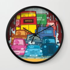 Going Nowhere Fast! Wall Clock