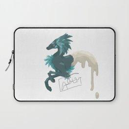dragon de cire Laptop Sleeve