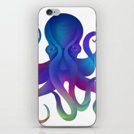The Deceptive octopus iPhone Skin