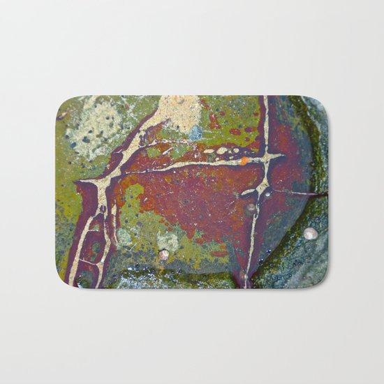 Natures Rock Art Bath Mat