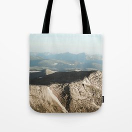 Mount Evans Summit Tote Bag