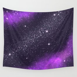 Ultra Violet! Wall Tapestry