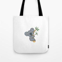 Koala I'm A Koalafied Radiology Tech Tote Bag