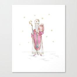 St. Nicholas Canvas Print