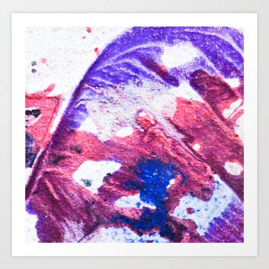 Pink #1 Art Print