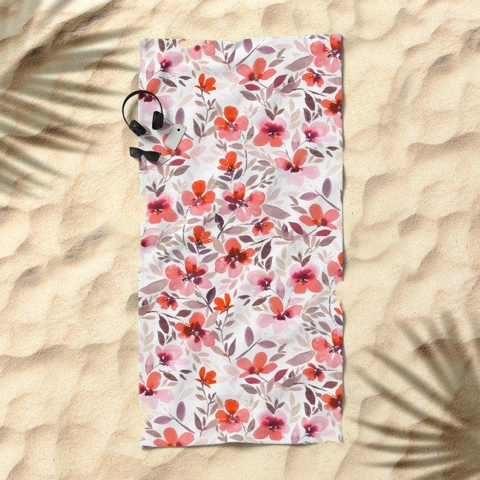 Espirit Blush Beach Towel