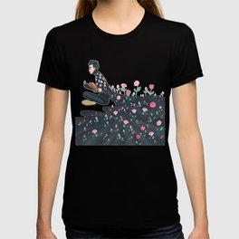 Flowering Tyler T-shirt