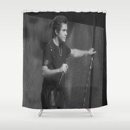 Austin Mahone 2 Shower Curtain