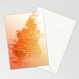 Tangerine Dream Stationery Cards