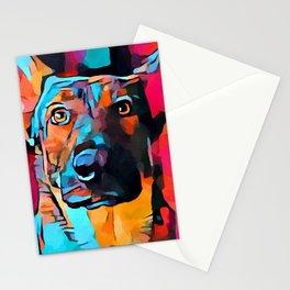 German Shepherd 7 Stationery Cards
