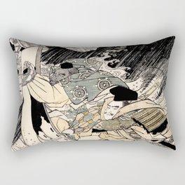 Ghost of Taira no Tomomori Rectangular Pillow