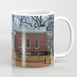 Lake Erie College Kilcawley Hall Coffee Mug